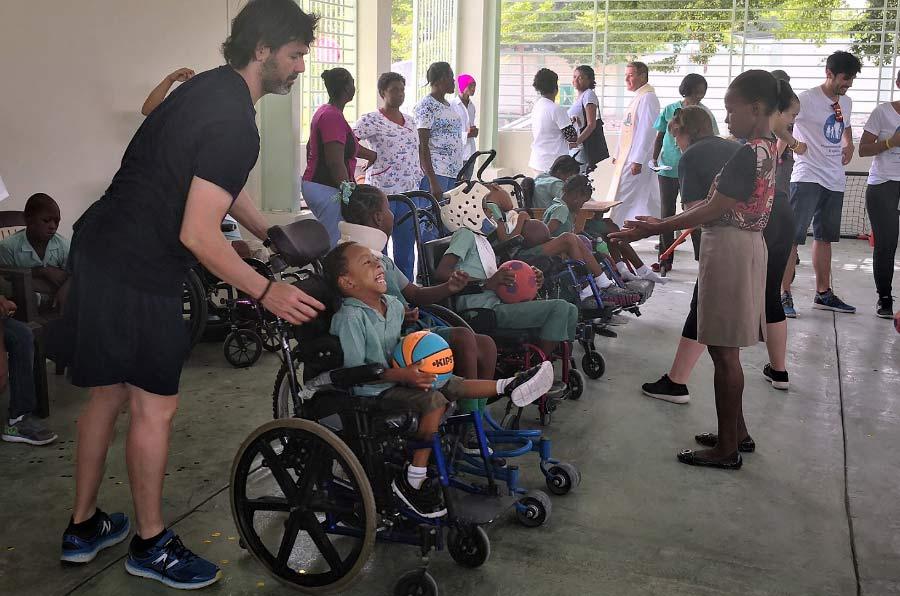 Fundación NPH España crea un centro multidisciplinar en Haití para jóvenes con discapacidad