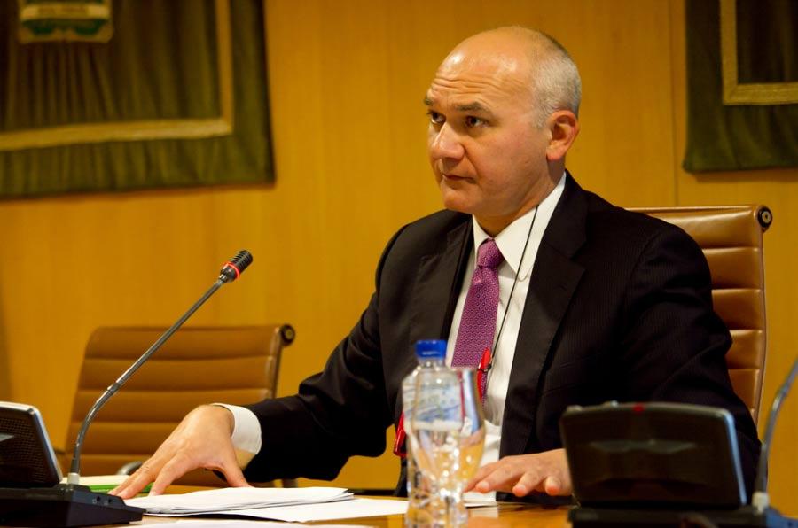<p>Manuel Medina Guerrero, director del Consejo de Transparencia y Protección de Datos de Andalucía.</p>