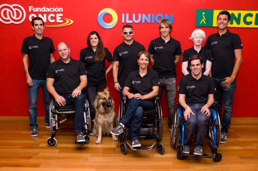 'Coaching' con entrenadores paralímpicos para mejorar la productividad empresarial
