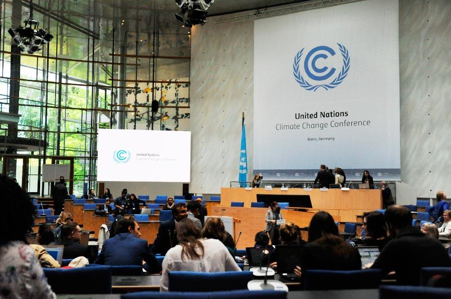 <p>COP23, celebrada en la ciudad alemana de Bonn. Foto: CMNUCC.</p>