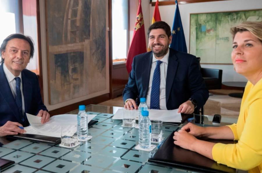 TI-España supervisará los procedimientos de contratación pública de Murcia
