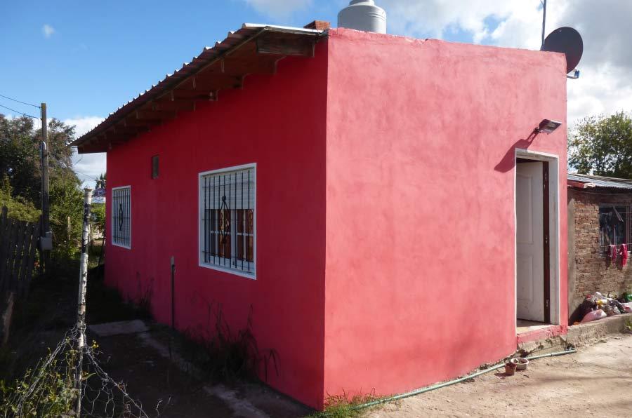 <p>Foto: Hábitat para la Humanidad Argentina. Proyecto Casa Semilla.</p>