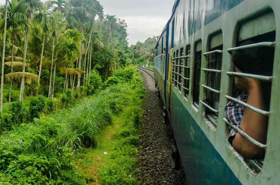 Tren 339 Bhatinda-Bikaner: el 'cáncer express' de la India
