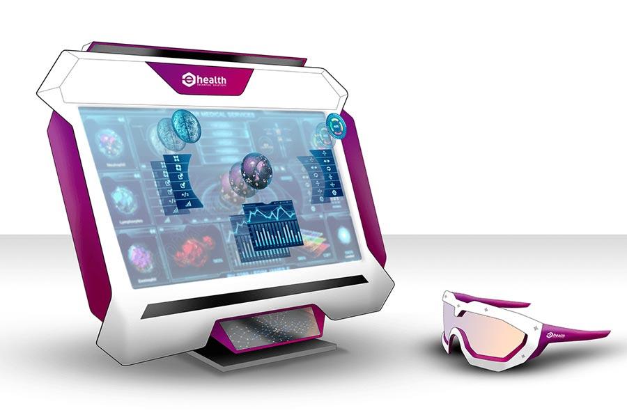 <p>Wivi, finalista en la categoría de 'Salud', permite evaluar las disfunciones visuales de los niños a través del 3D.</p>
