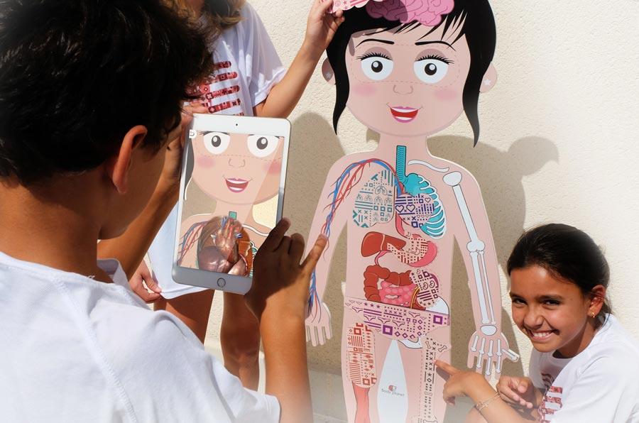<p>Bodyplanet innova en el campo 'Edtech' con una nueva metodología para aprender el cuerpo humano.</p>
