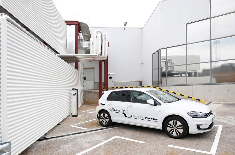 Ficosa inaugura un Hub de e-Mobility, para el desarrollo de la movilidad eléctrica