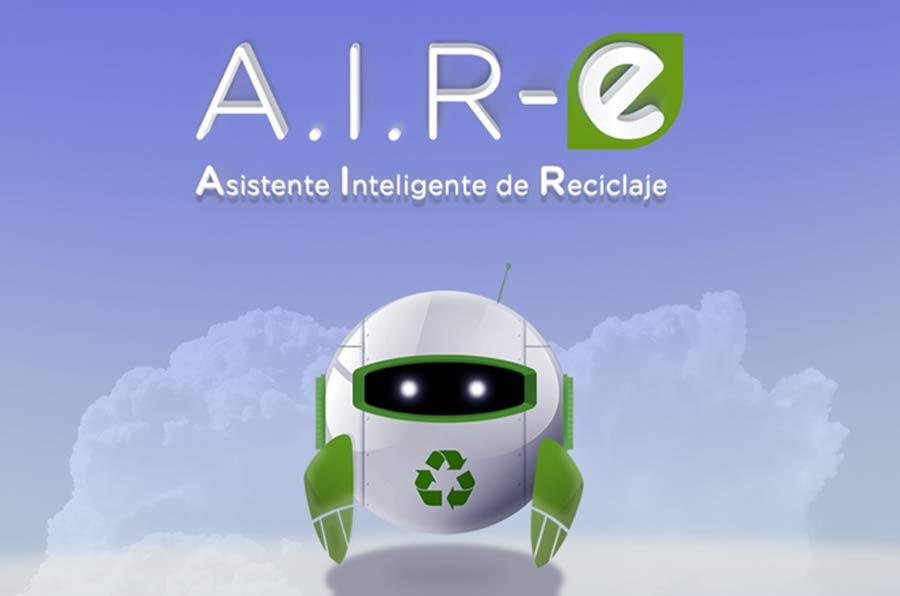 Ecoembes crea A.I.R-e, el primer asistente virtual que ayuda a reciclar