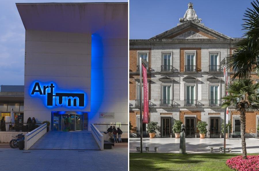 El Artium y el Thyssen Bornemisza, los museos más transparentes