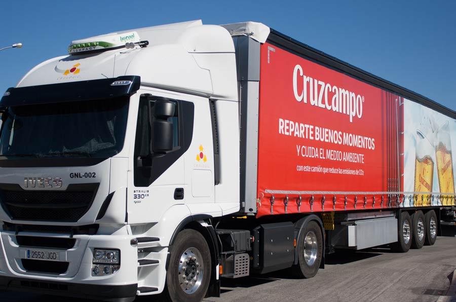 <p>Heineken toma medidas para mejorar la sostenibilidad de su distribución.</p>