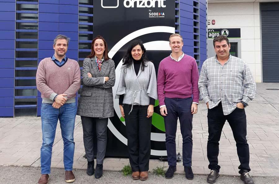 Cuatro emprendedores aceleran sus innovaciones para fortalecer el sector agroalimentario