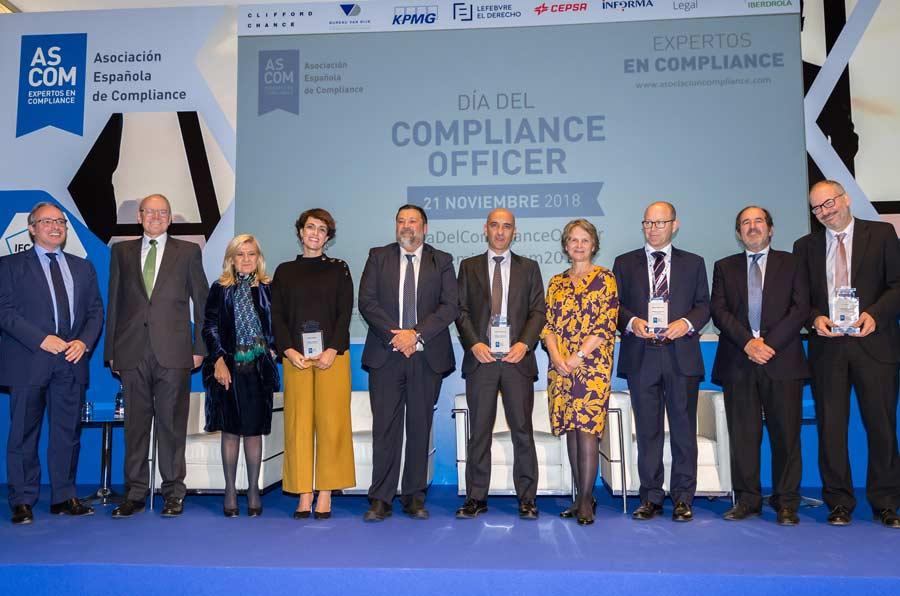 Expertos evalúan la función del 'compliance' y premian las mejores prácticas