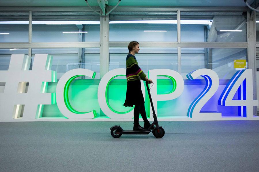COP24 sobre cambio climático: Cita clave salvada con un acuerdo de mínimos