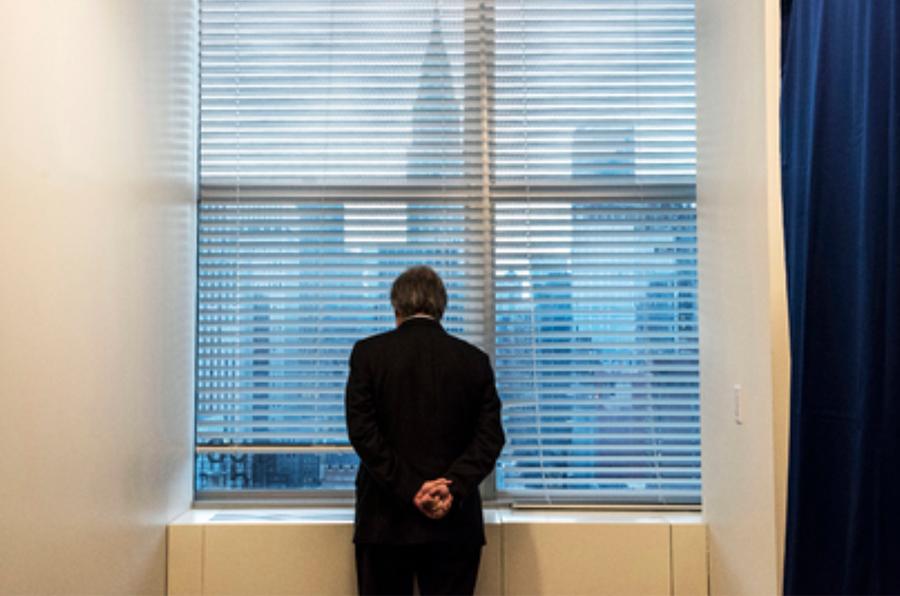 <p>Secretario General de las Naciones Unidas, António Guterres. Foto: ONU/Kim Haughton.</p>