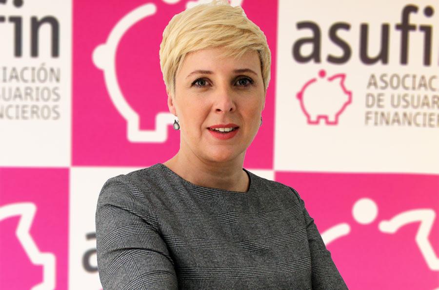 Patricia Suárez, defensora de usuarios de banca, Personaje Social del Año 2018