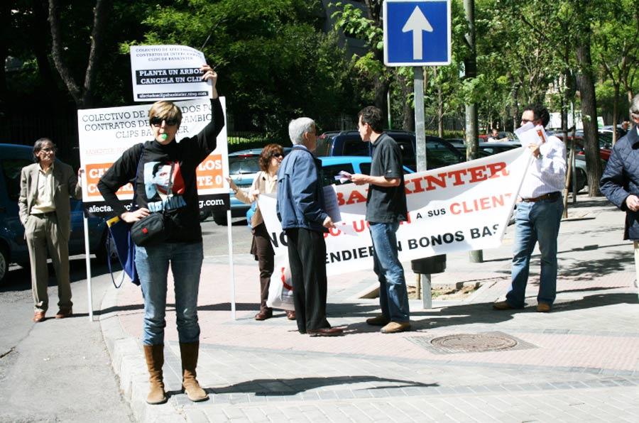 <p>Patricia Suárez ha mostrado su cara más activista.</p>