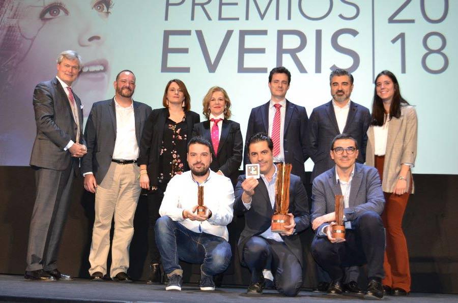 Everis premia a NaviLens, una app para la movilidad de las personas invidentes