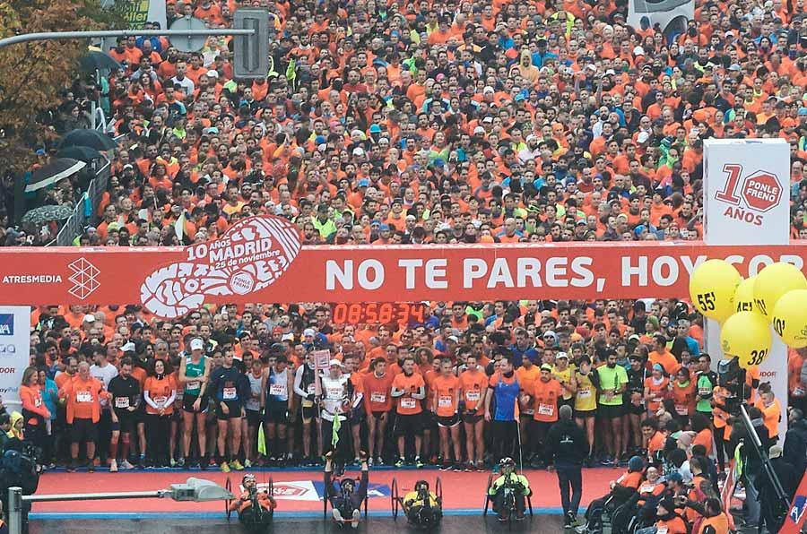Las carreras más solidarias del calendario 'runner' de 2019
