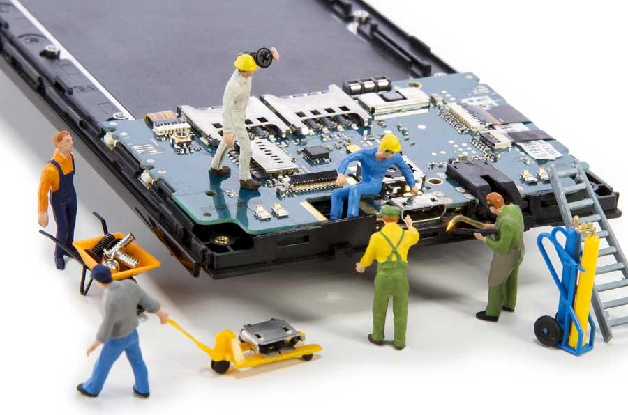 ¡Por el derecho a reparar los aparatos electrónicos!