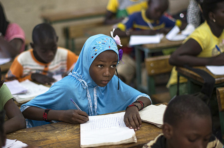 Día Internacional de la Educación: 264 millones de niños no pueden ir a la escuela