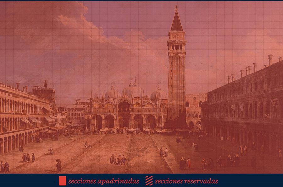 <p>Campaña de la Fundación Thyssen para la restauración de un Canaletto.</p>