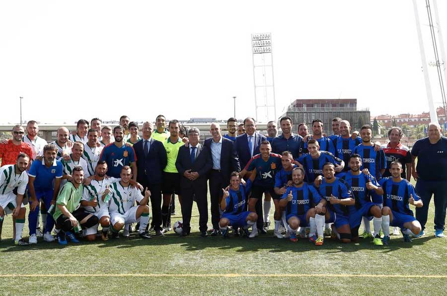 <p>Torneo Intercentros Penitenciarios Copa RFEF.</p>