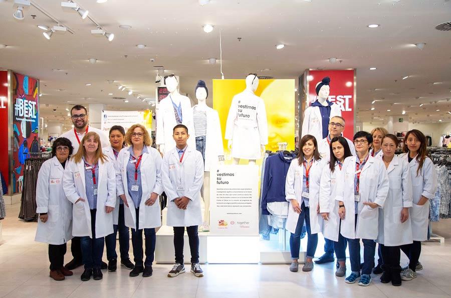 Alianzas privadas para la investigación contra el cáncer infantil