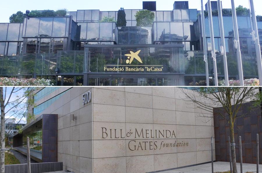 """Fundación Bancaria """"la"""" Caixa: ¿Se puede servir a dos señores?"""