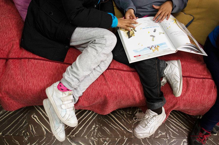 La cuarta parte de los menores en España será pobre en 2030, según Save The Children