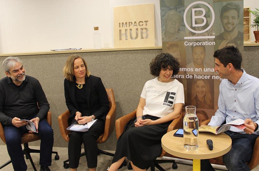 La herramienta 'Evaluación de Impacto B' permite medir el impacto social y ambiental