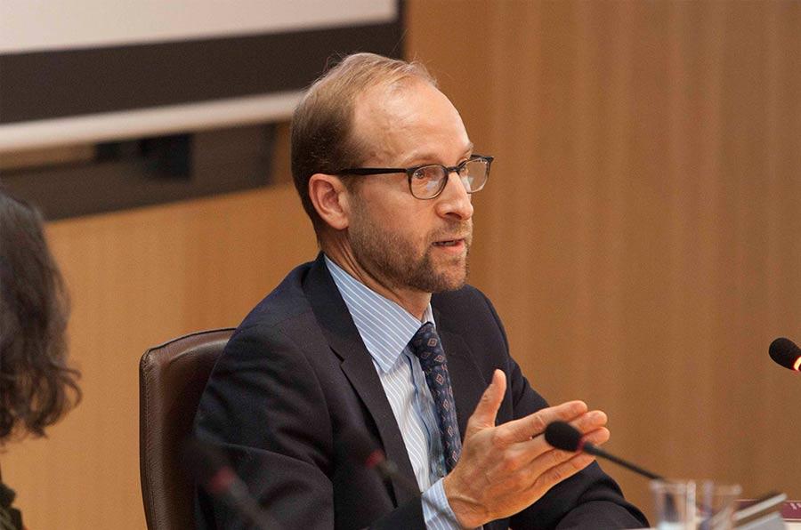 <p>Juan Cruz Alli, profesor titular de Derecho Administrativo de la Facultad de Derecho de la UNED.</p>