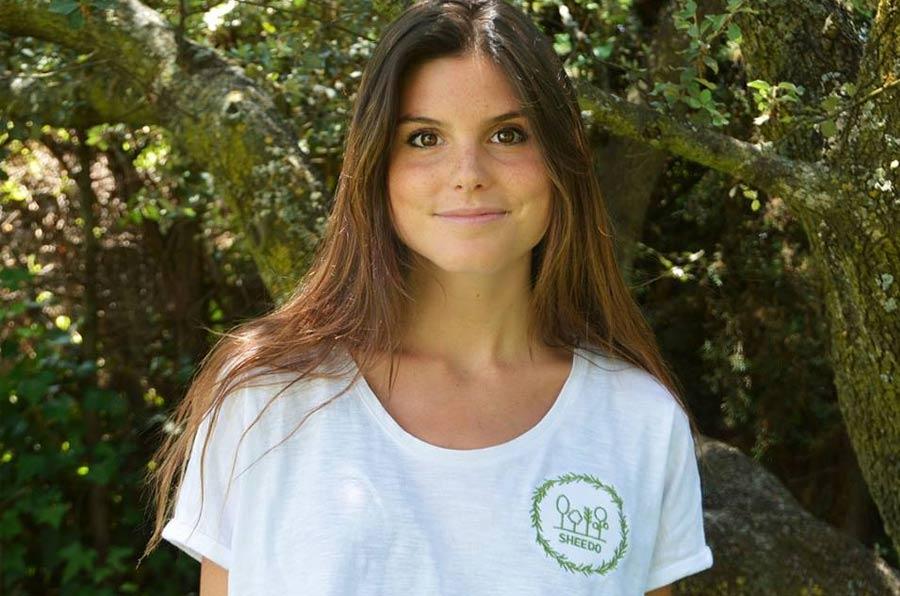 <p>Gala Freixa, cofundadora y CMO de Sheedo.</p>
