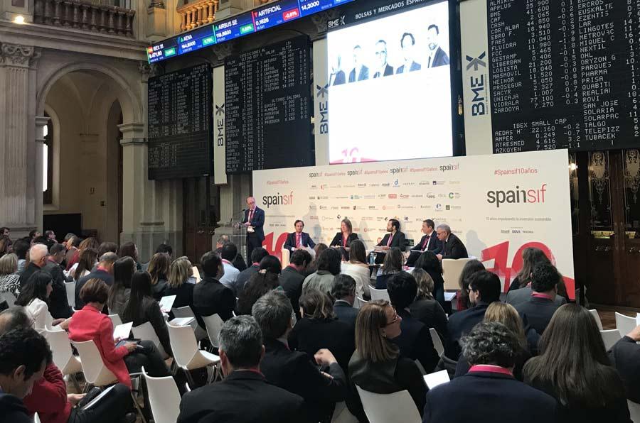 Fijar las huellas de la ISR y potenciar las finanzas sostenibles, objetivos de Spainsif