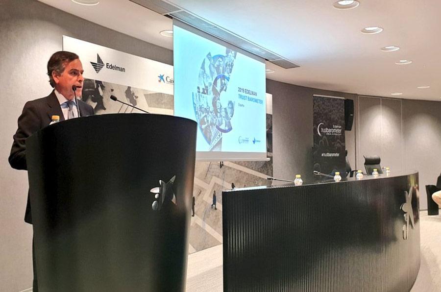 España, el país de Europa con menor confianza, según el 'Edelman Trust Barometer 2019'