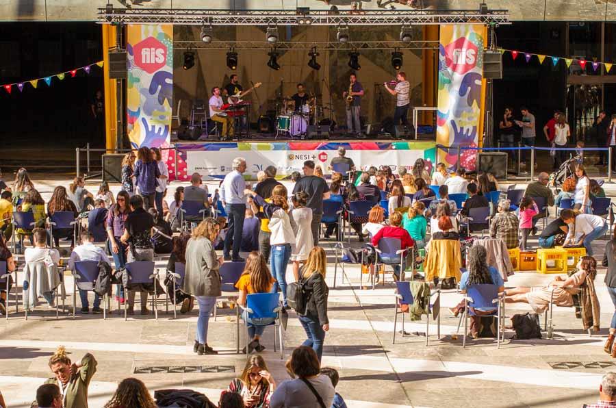 2.000 personas participan en el primer Festival Internacional de Innovación Social