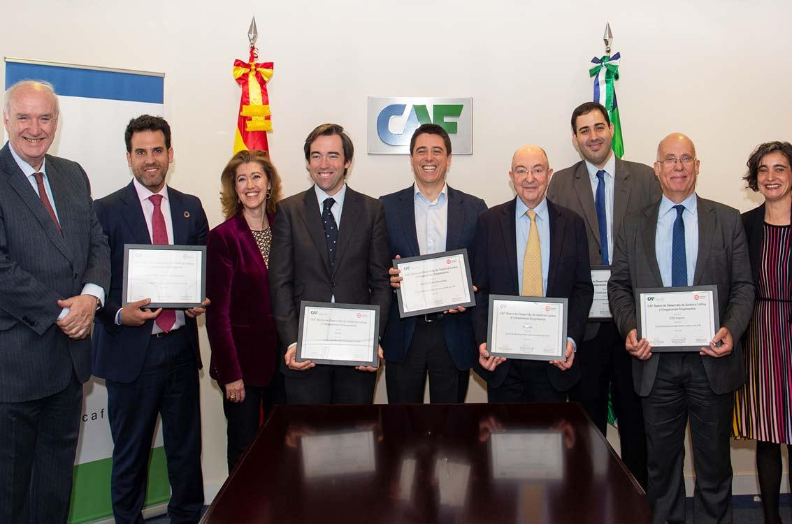 Premiadas las 10 iniciativas sociales más innovadoras de 2018 en España y América Latina