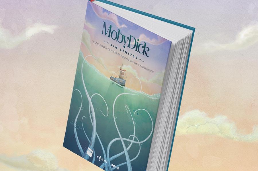 Reeditan 'Moby Dick' escrito sin la letra 'e' para sensibilizar sobre la discapacidad