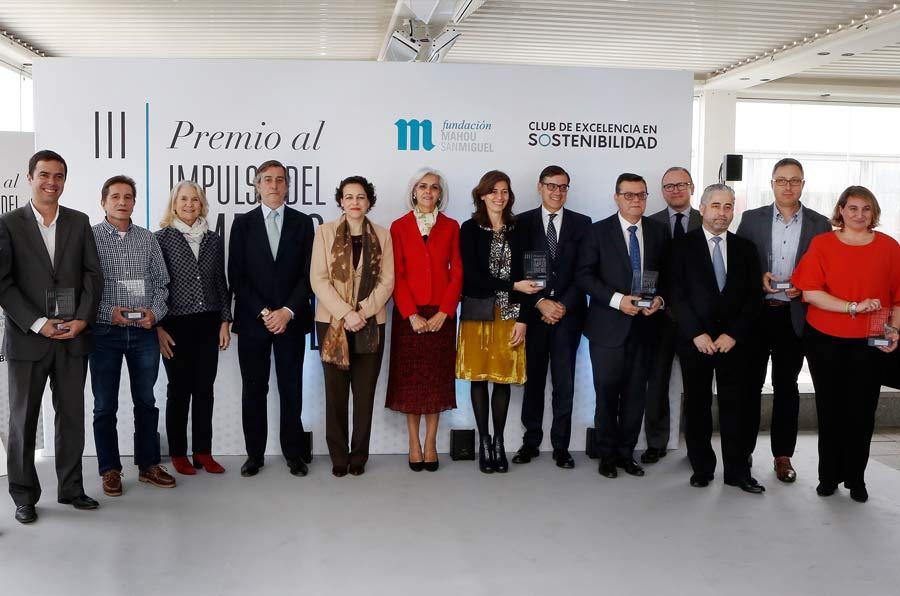 Fundación Mahou San Miguel premia seis iniciativas que fomentan el empleo juvenil