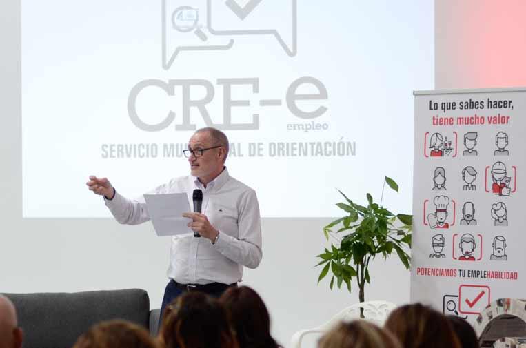 Cruz Roja lanza CRE-e, un servicio multicanal de orientación para el empleo
