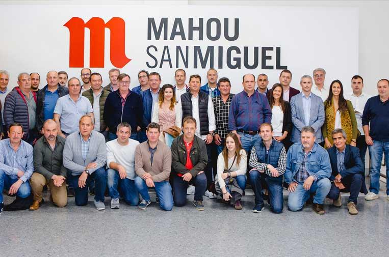 Mahou San Miguel se compromete con sus proveedores para impulsar la agricultura sostenible