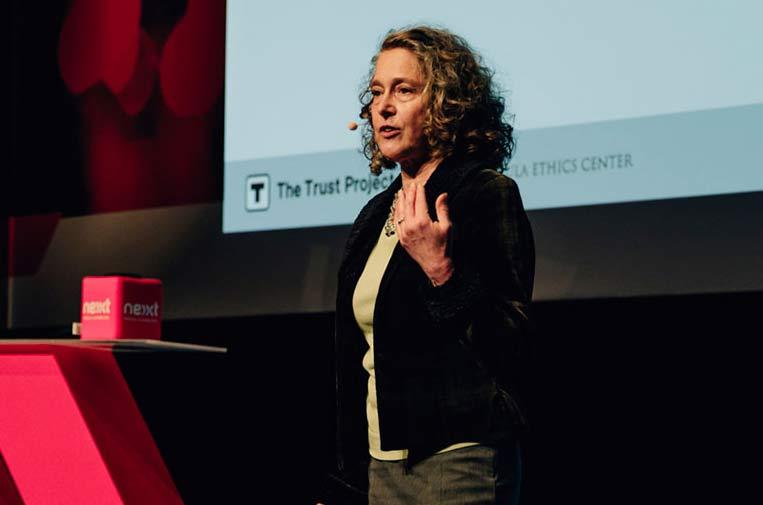 Las bondades (y algún fallo) de The Trust Project
