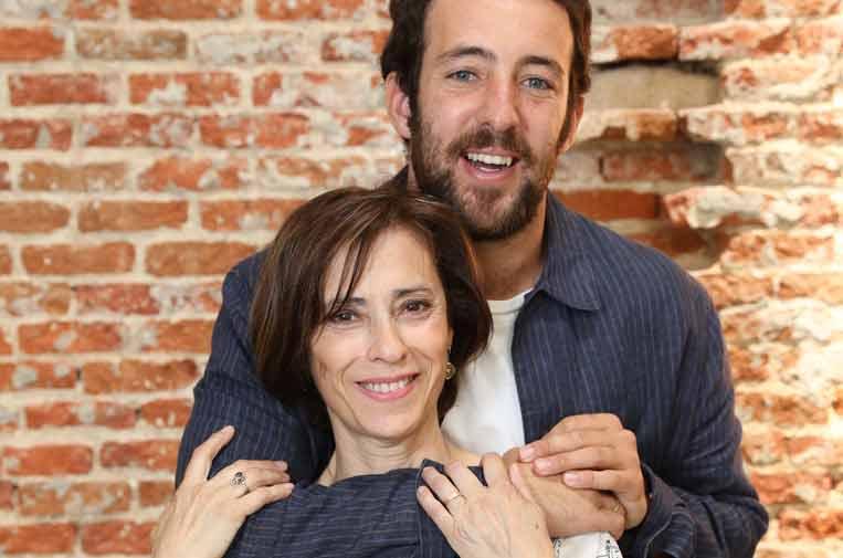 <p>Rosa María Sadoril y Jaime Garrastazu.</p>