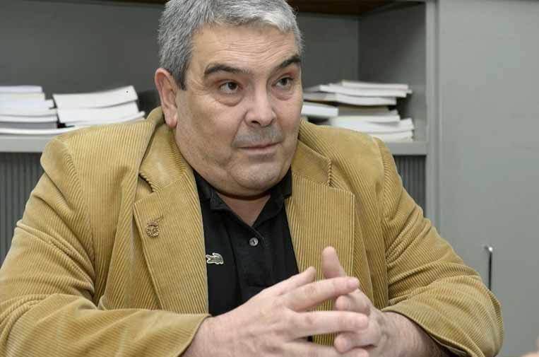 <p>Esteban Ibarra, presidente de la ONG Movimiento Contra la Intolerancia.</p>