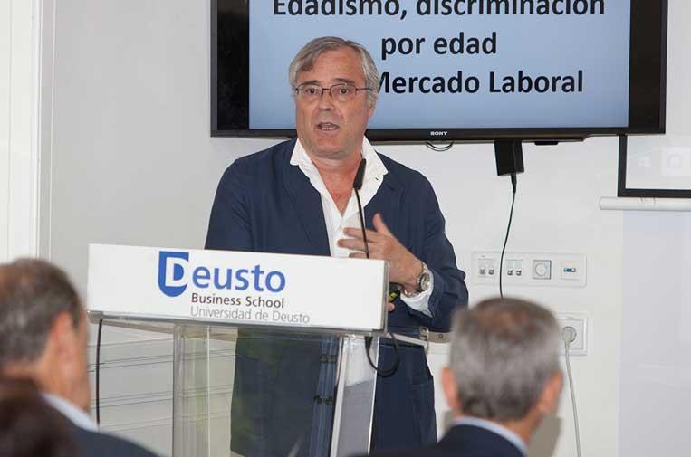 <p>Javier Martín Cavanna, fundador y director de Fundación Haz.</p>