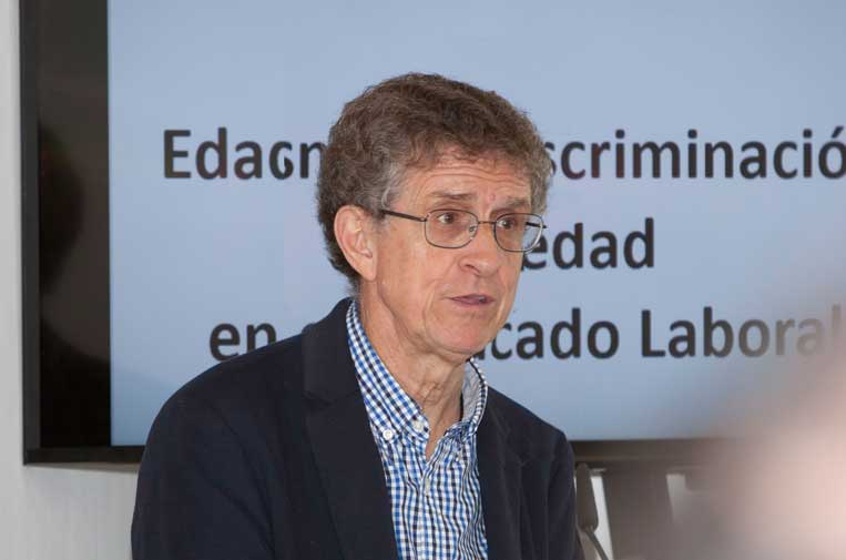 <p>José Miguel Roca, responsable de la Fundación Knowdle.</p>