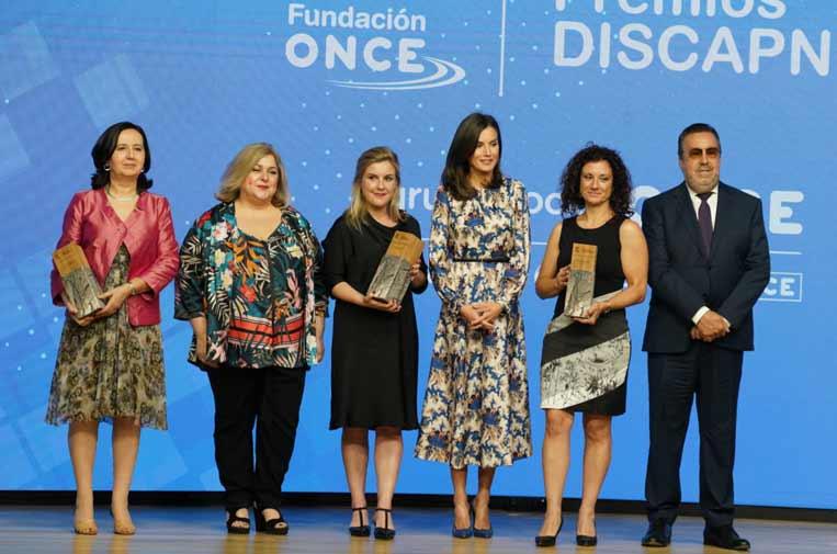 Irisbond Duo, Inmaculada Placencia y Marsi Care, premios Discapnet a las TIC accesibles