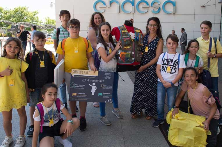 Proyectos para alumnos con TEA o movilidad reducida y contra incendios, premios RetoTech
