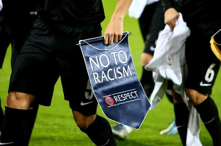 """""""Falta voluntad de luchar a fondo contra el racismo y la violencia en el deporte"""""""