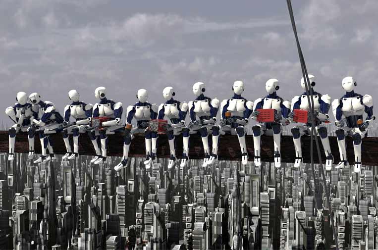 ¿Se quedará un robot con tu trabajo?