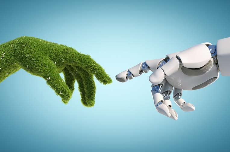 ¿Puede la inteligencia artificial contribuir a un futuro sostenible?