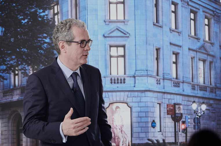Inditex se fija metas hacia un plan de sostenibilidad global